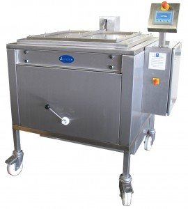 200 Litre Thermooil Cremekocher with Touch-Panel Steuerung